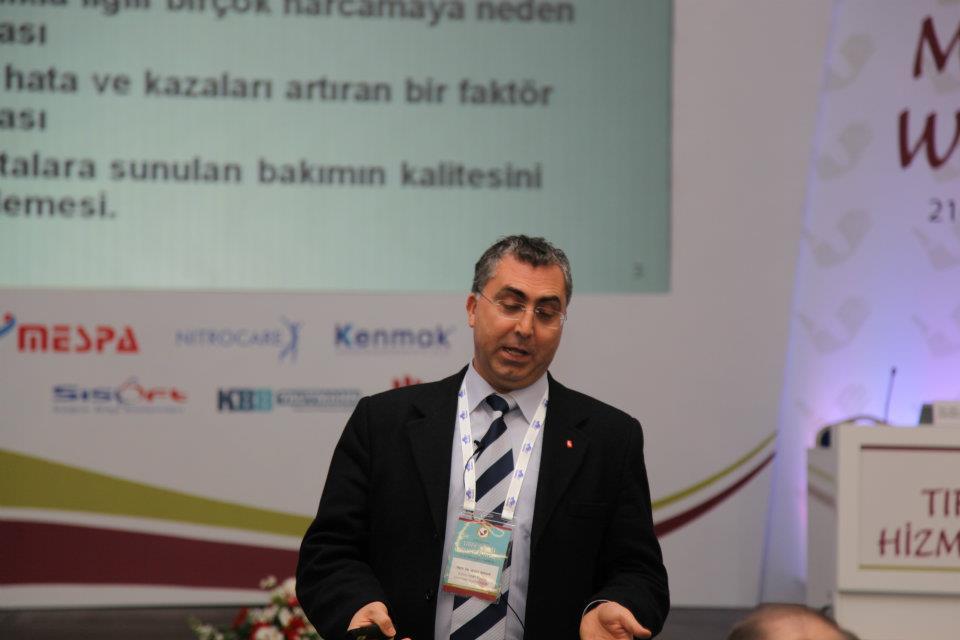 1.Uluslararası Tıbbi Sosyal Hizmet Kongresi