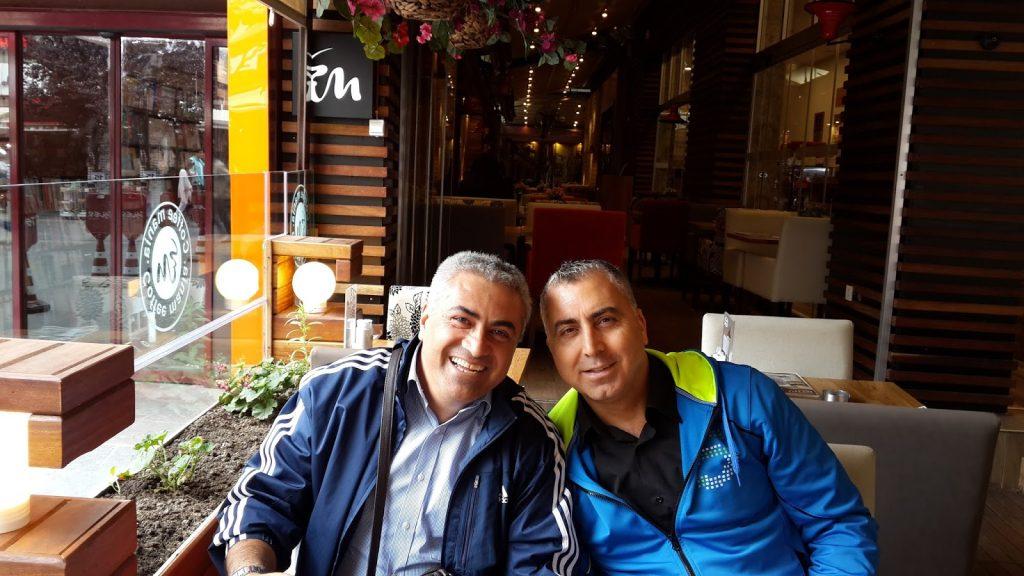 Erdal Cenan ile Ankara