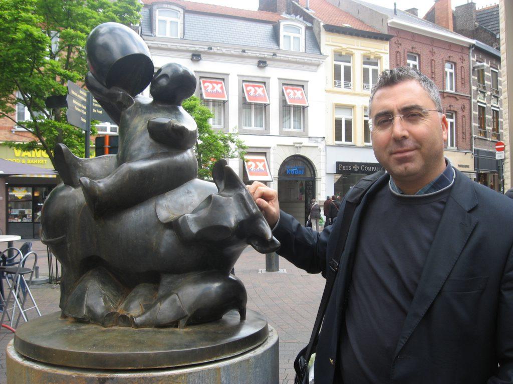Hasselt Belçika 2010