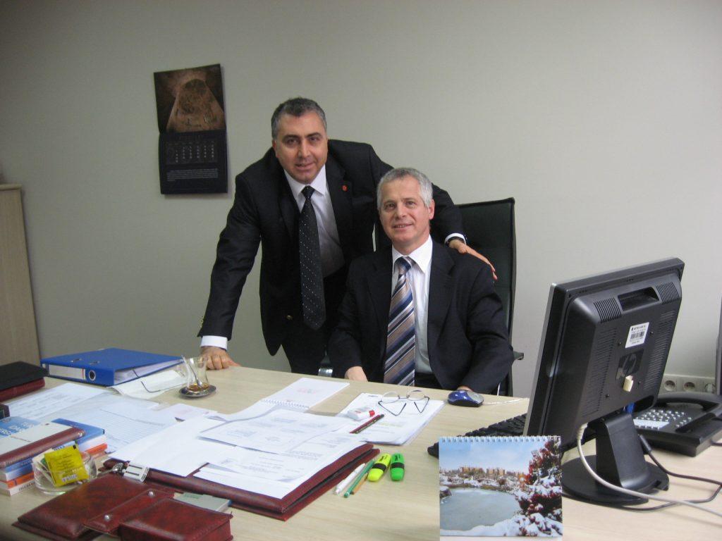 Prof. dr. Doğan Nadi Leblebici