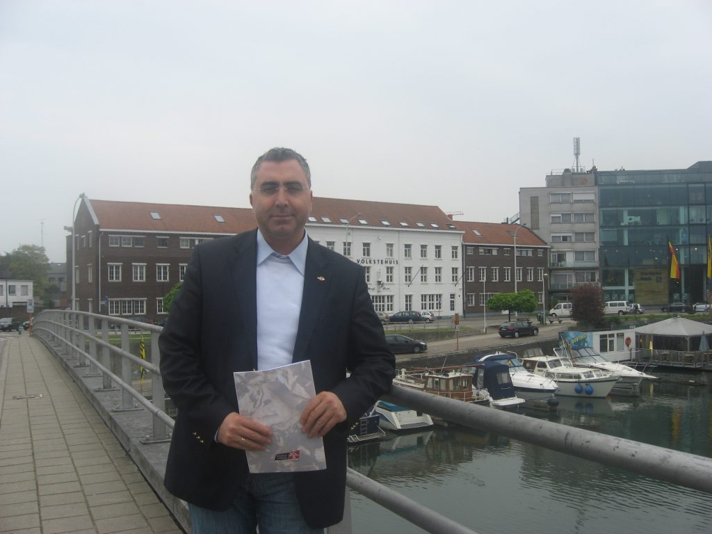 Belçika Hasselt Mayıs 2010